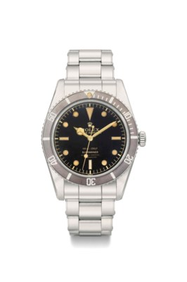 Rolex. An attractive and very