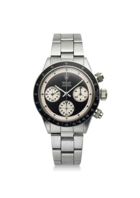 Rolex. An extremely fine, poss