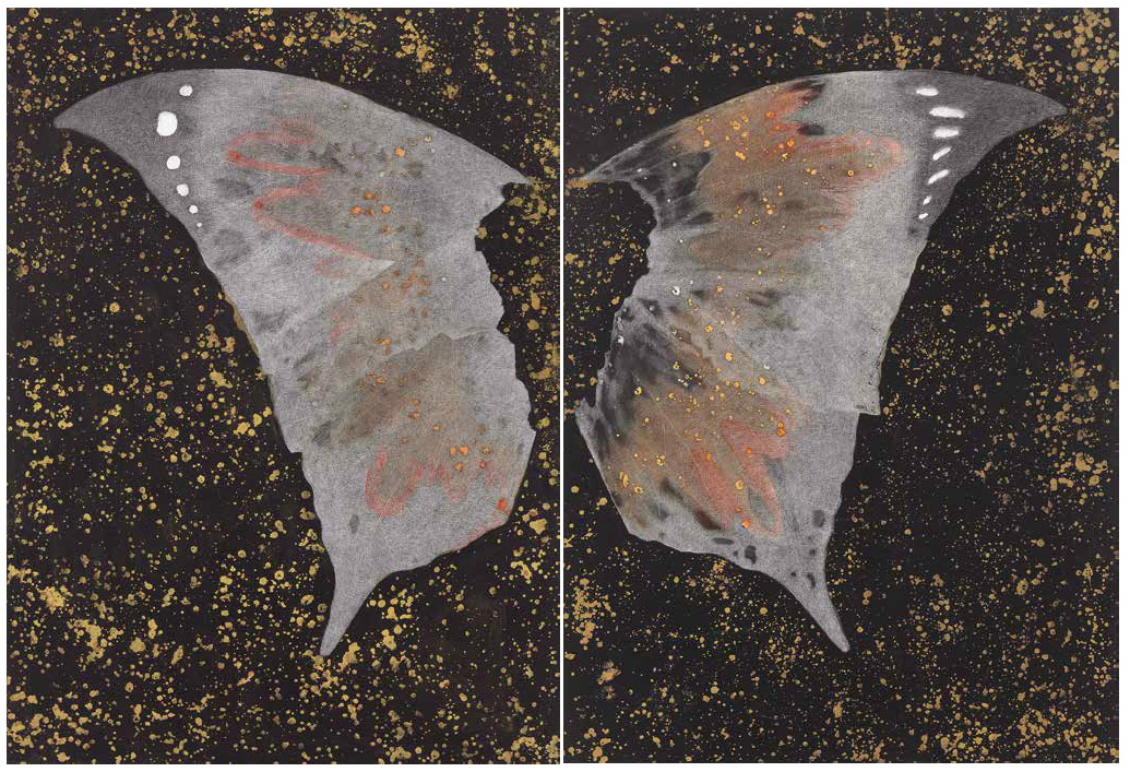 Untitled (Wings)