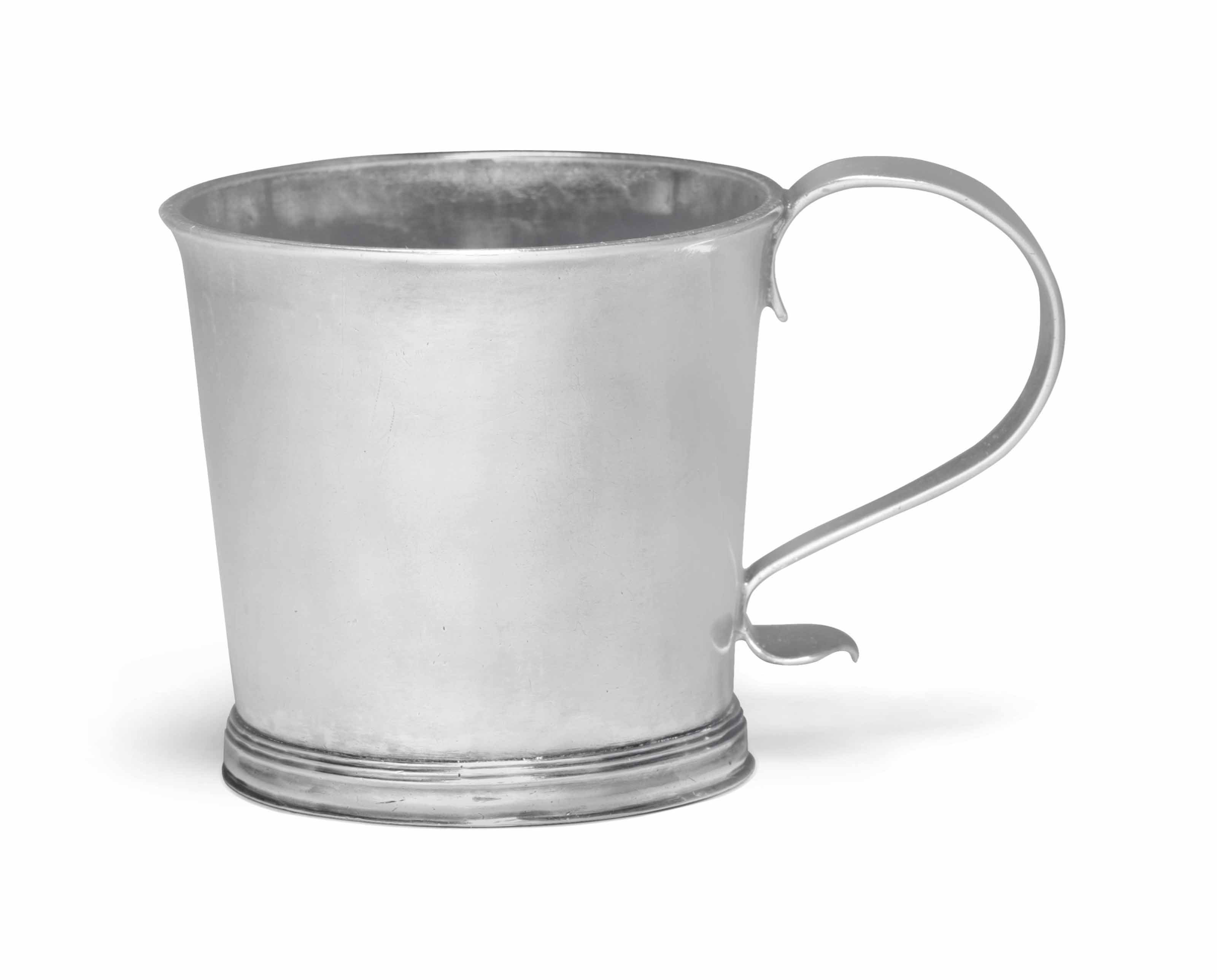 A SILVER CHILD'S CUP