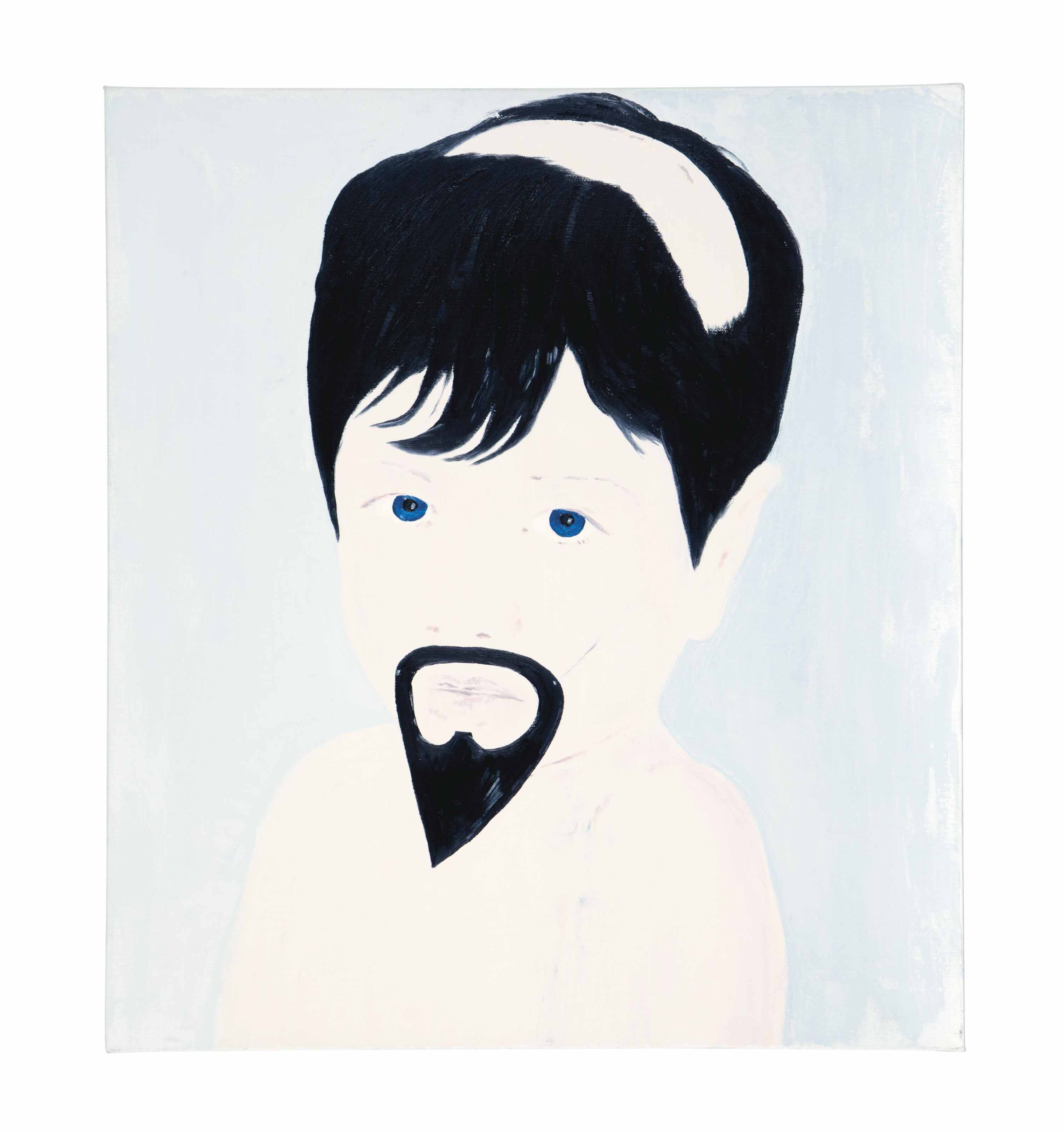 False Beard; and a companion painting
