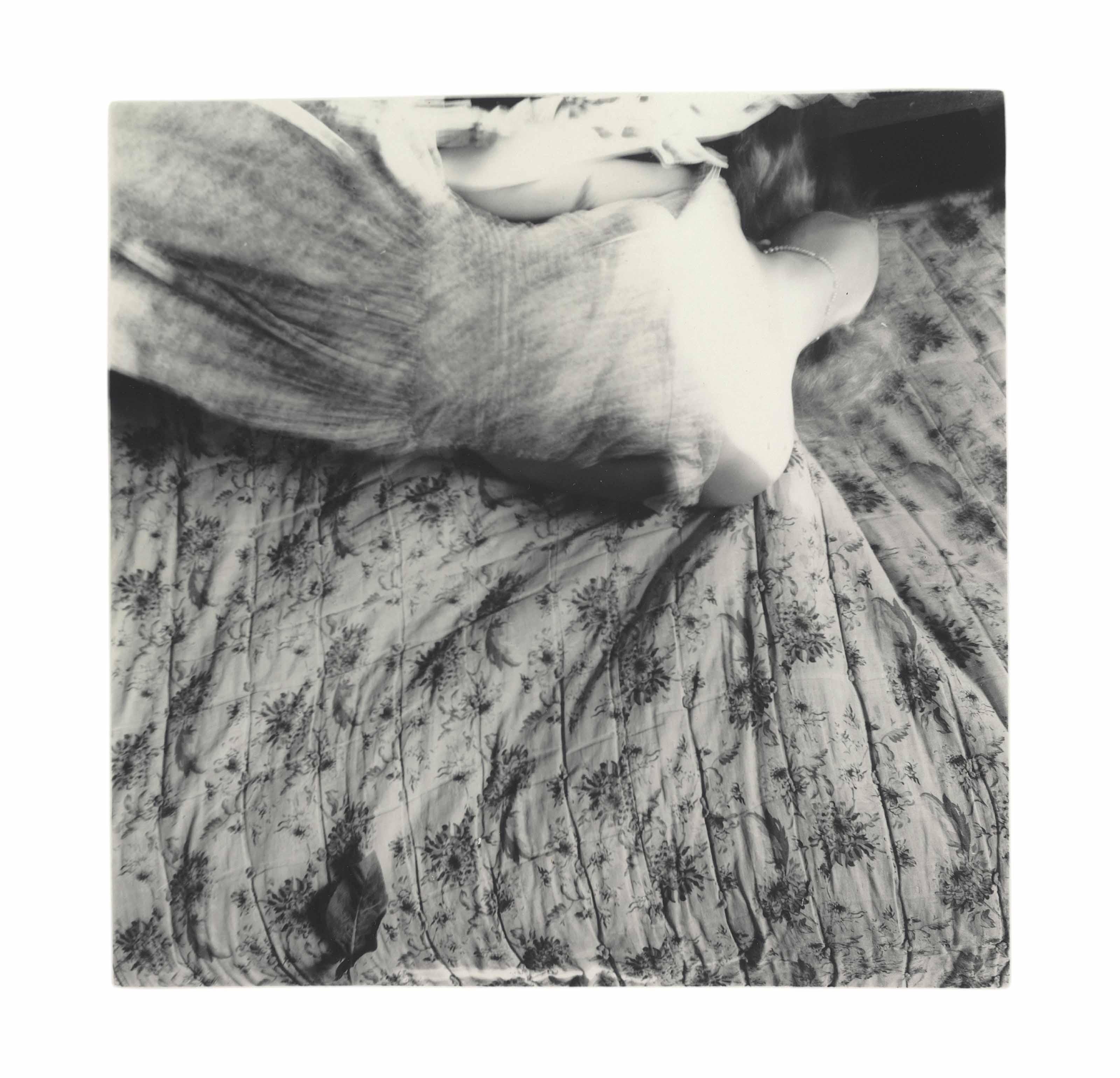 Untitled (Self-Portrait), 1977-1978