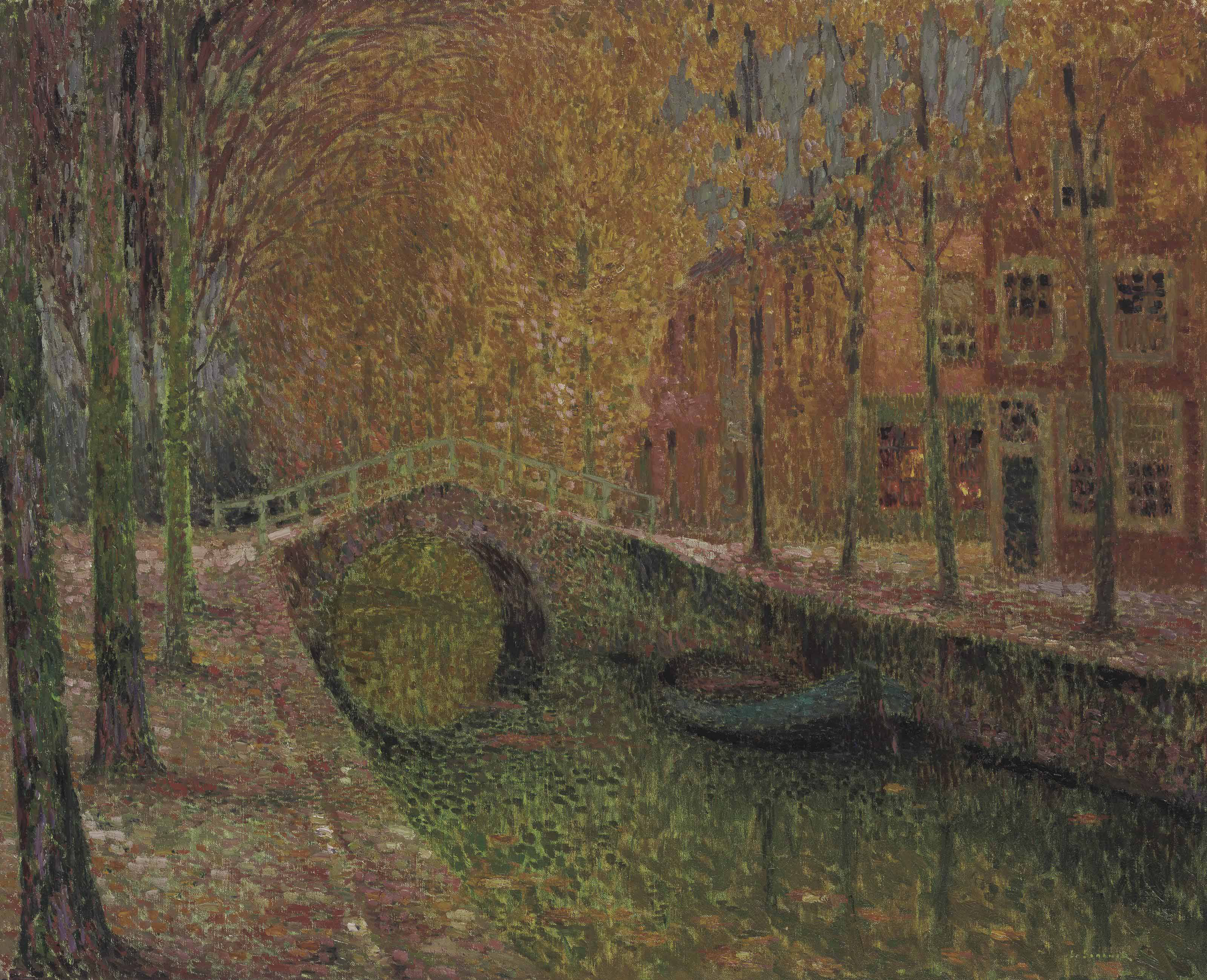 Le Canal, Delft