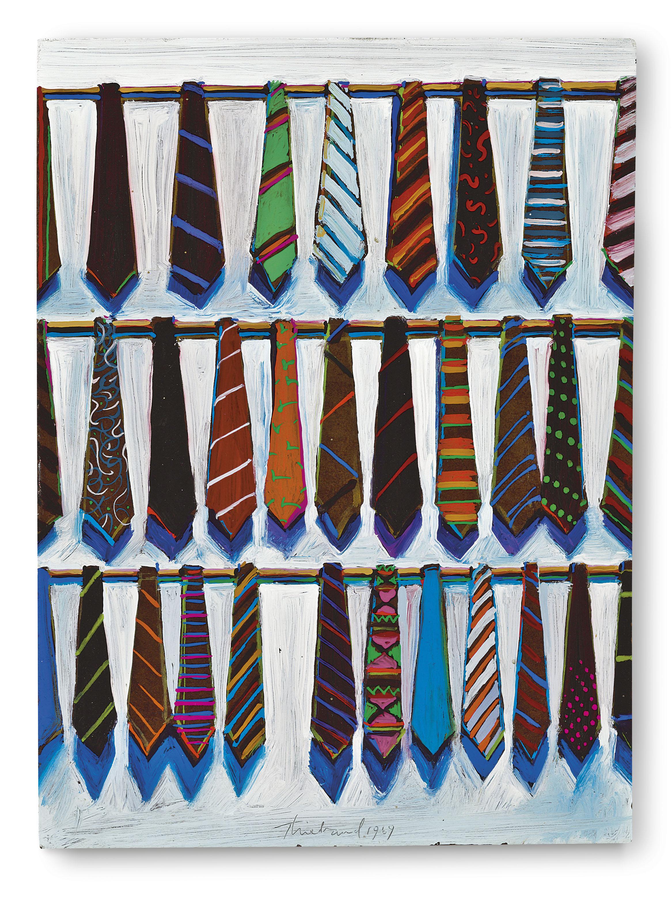 Row Ties