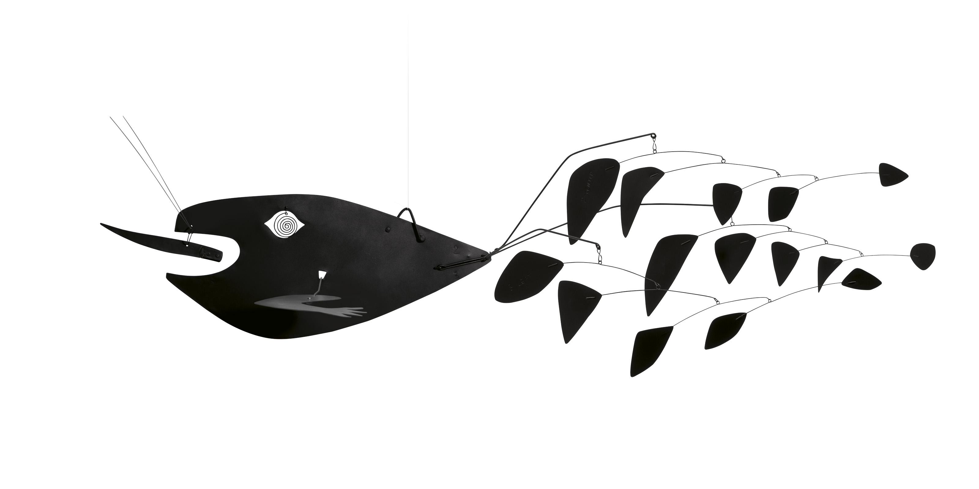 Poisson volant (Flying Fish)