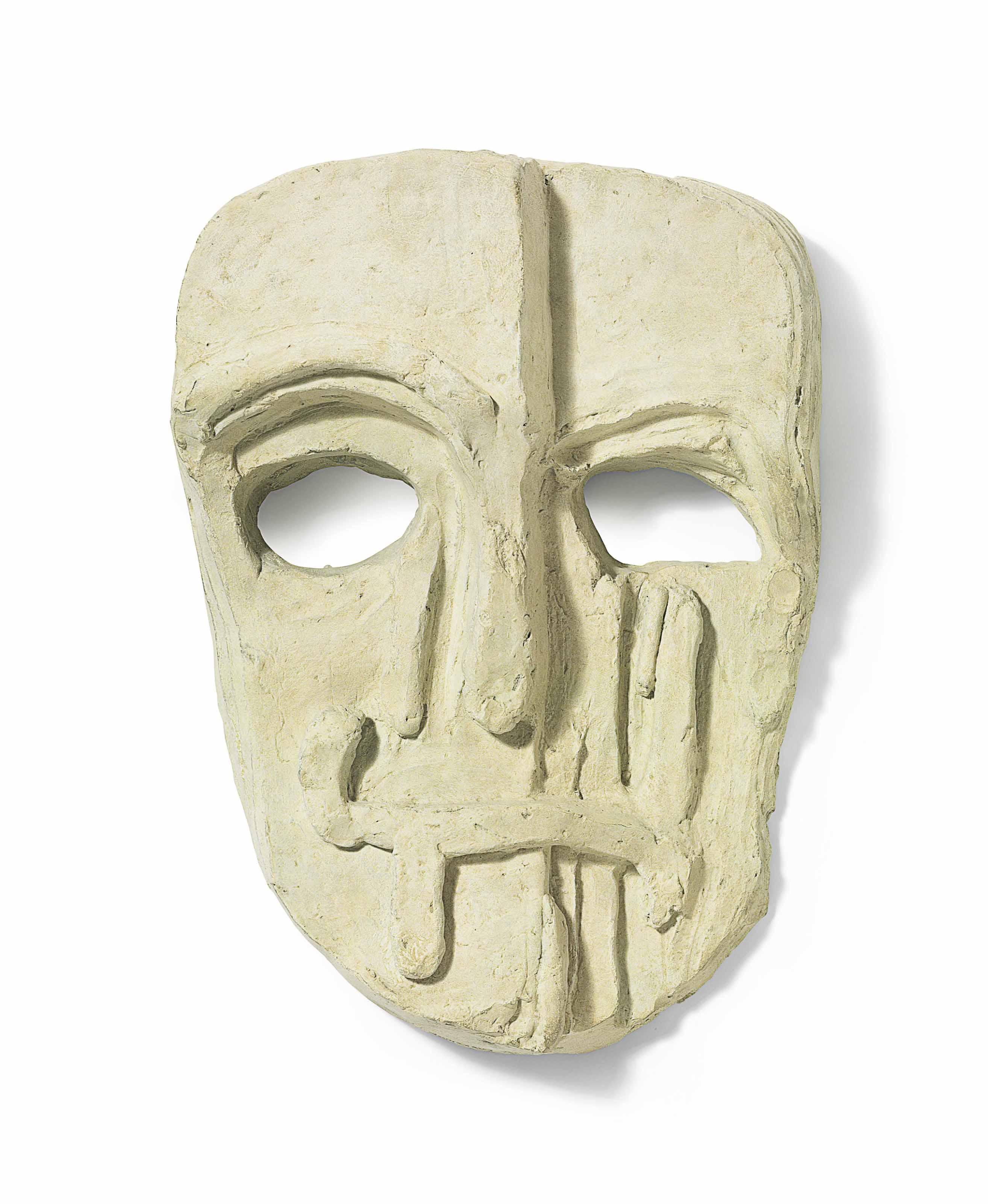 Untitled Mark (Viper Mask)