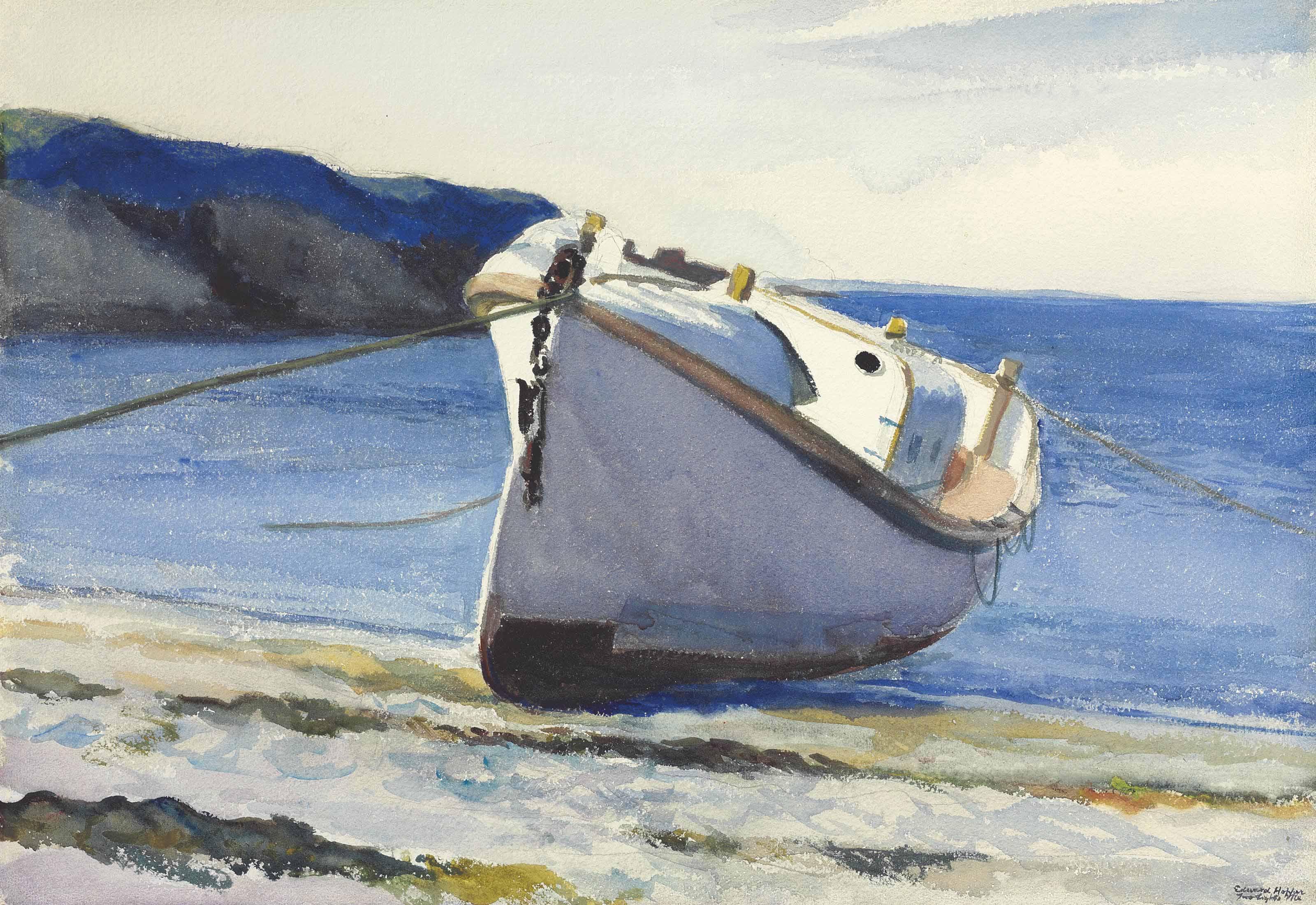 Coast Guard Boat I
