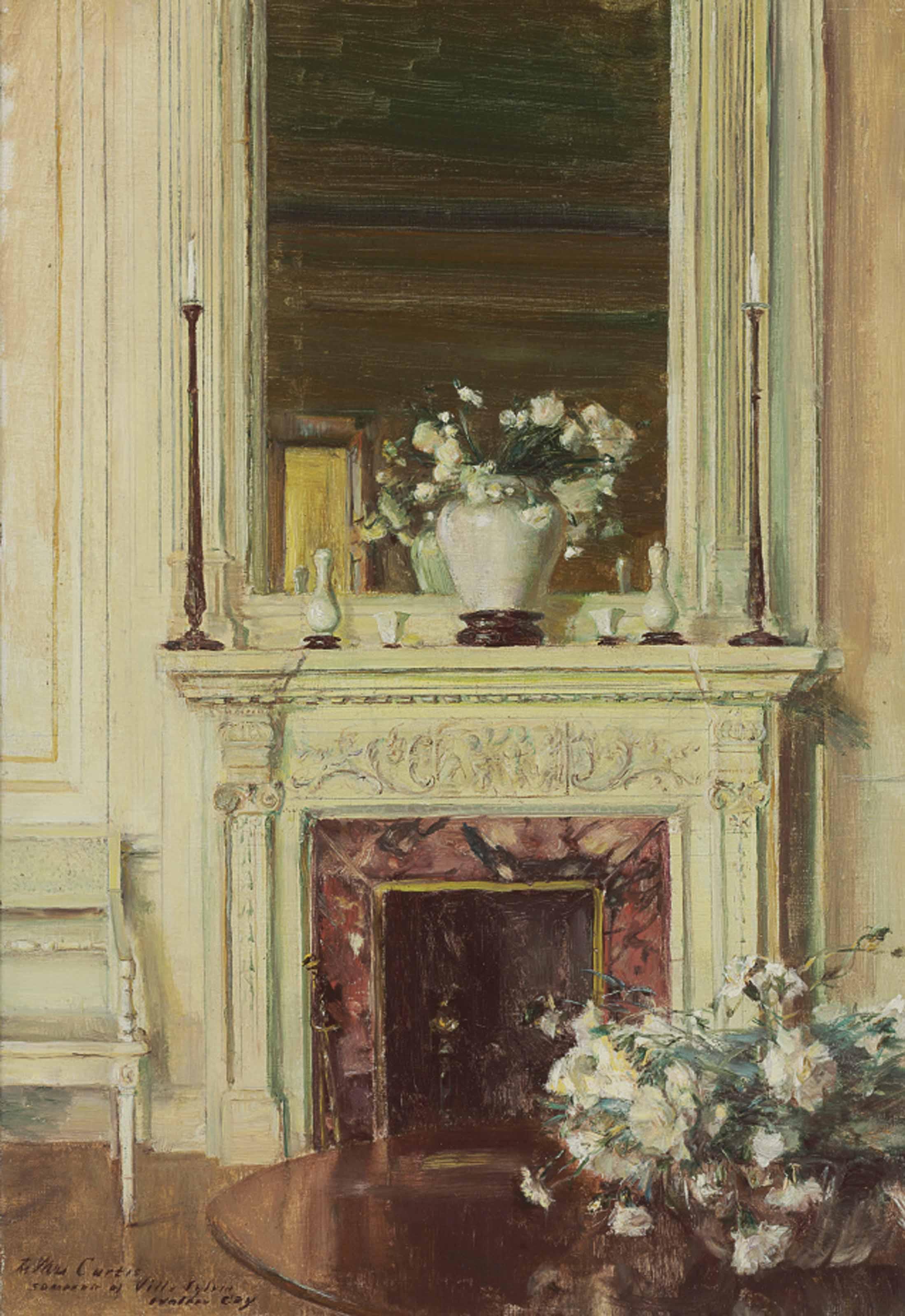 Room in the Villa Sylvia