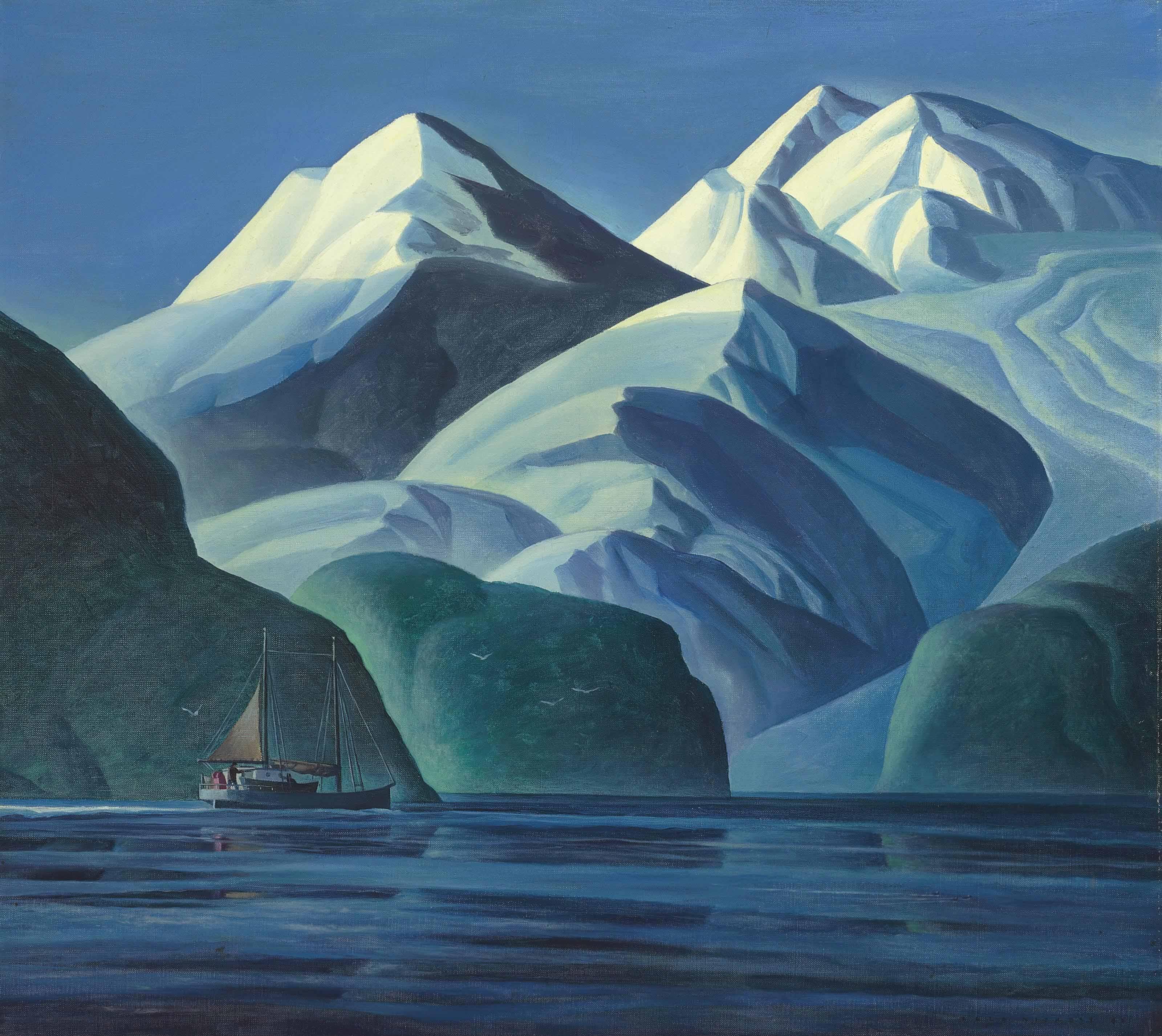 Amidst the Glaciers