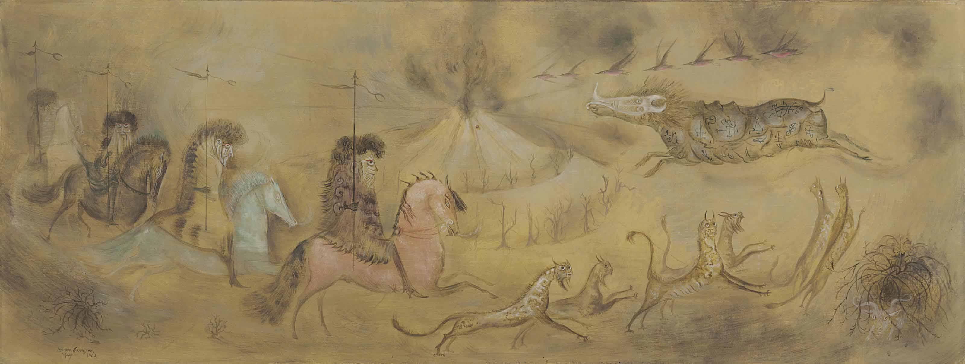 The Hunt (also known as La gran cacería)