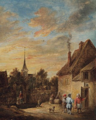 Attributed to David Teniers II