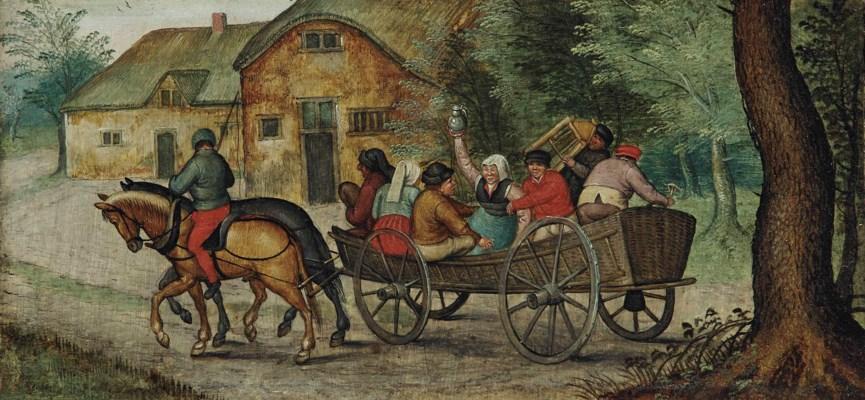 Pieter Brueghel II (Brussels 1