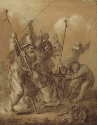 Adriaen van de Venne (Delft 15