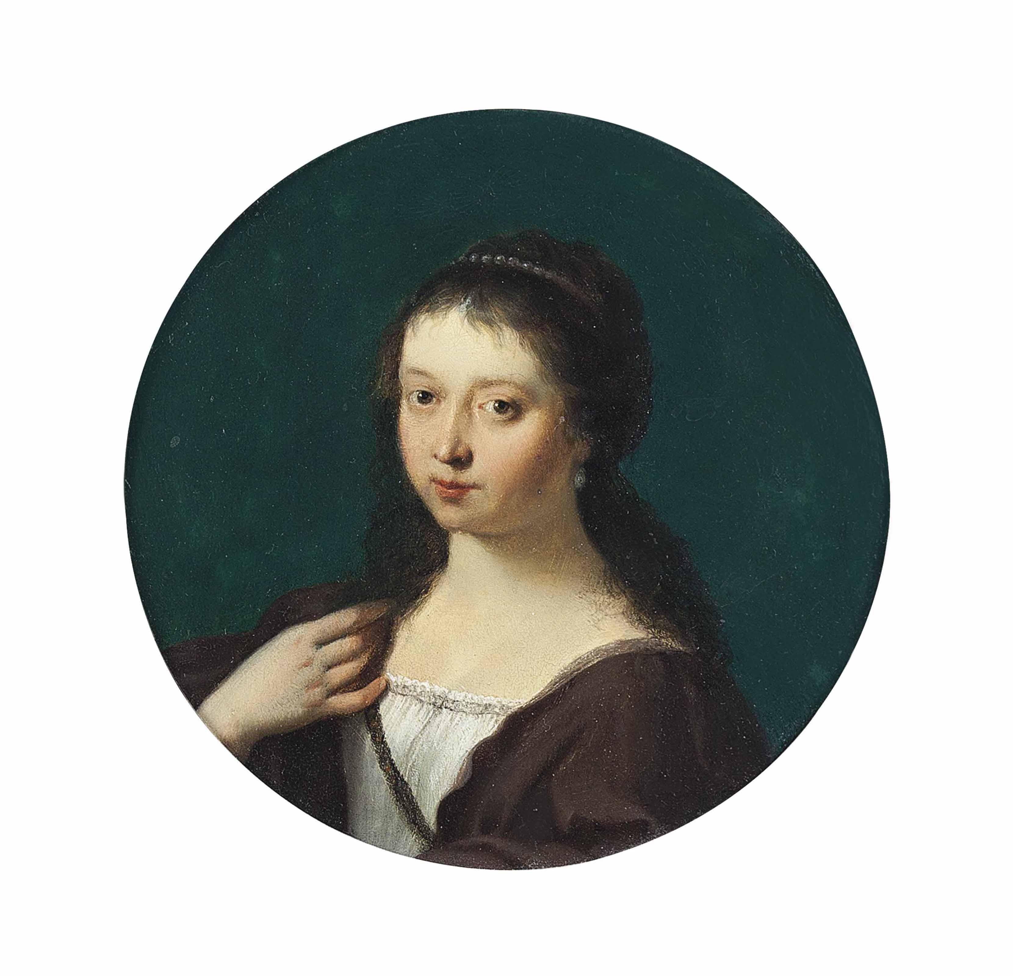 Portrait of Susanna Pellicorne (neé van Collen)