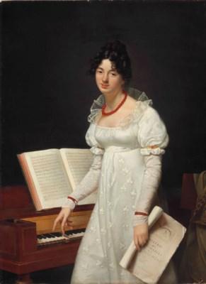 Adèle Romany (? 1769-1846 Pari