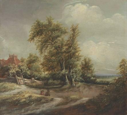 Jan Vermeer van Haarlem I (Haa