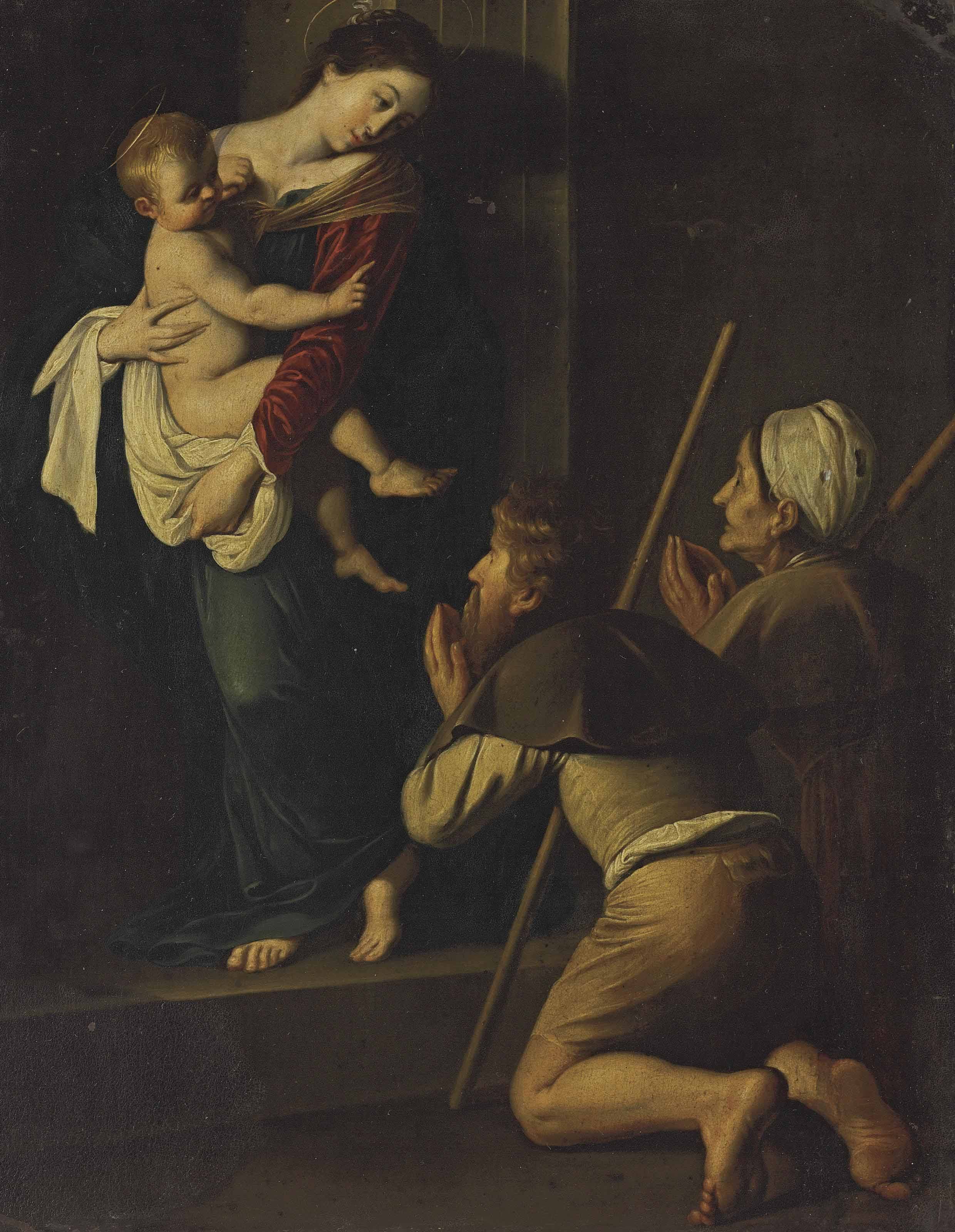 The Madonna of Loreto