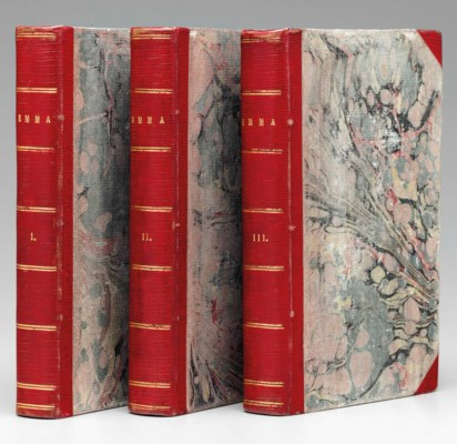 [AUSTEN, Jane (1775-1817)]. Em