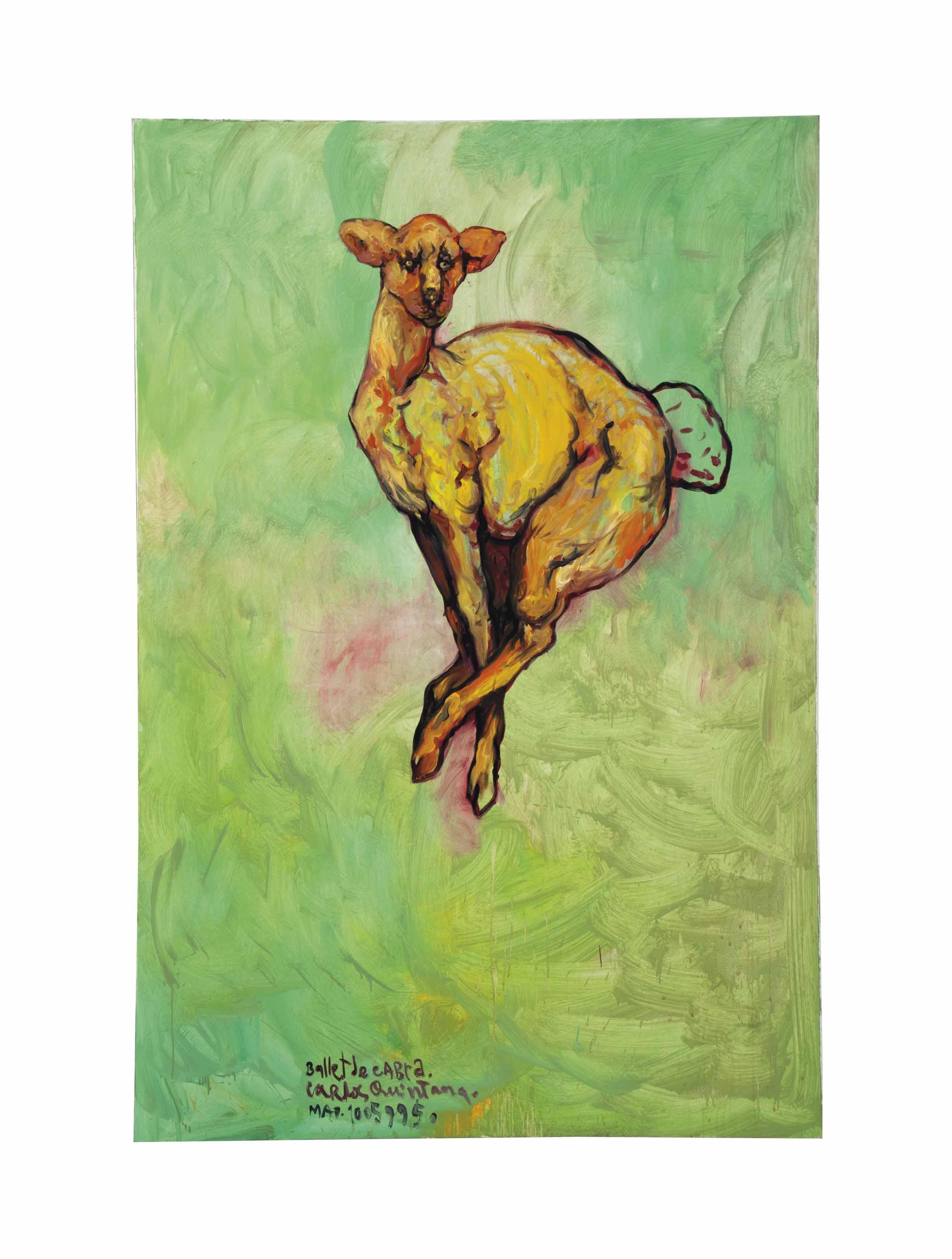 Ballet de cabra