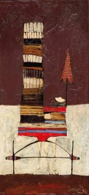Nicola Simbari (Italian, 1927-