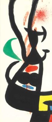JOAN MIRO 1893-1983)