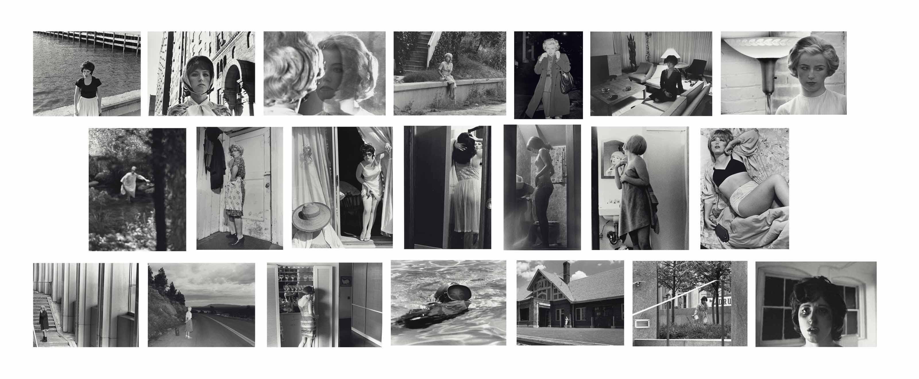 Untitled Film Stills