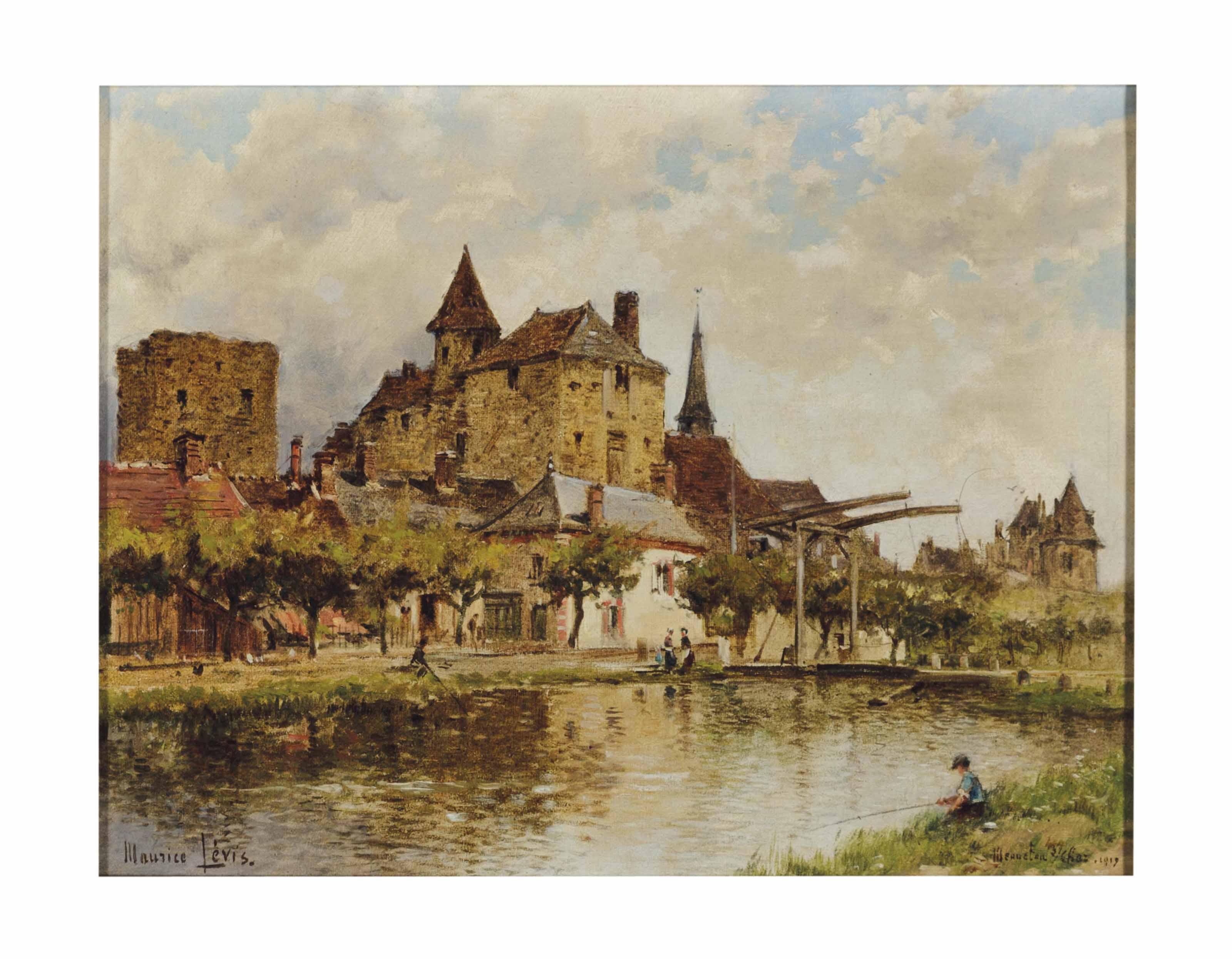 Le Château à Mennetou-sur-Cher