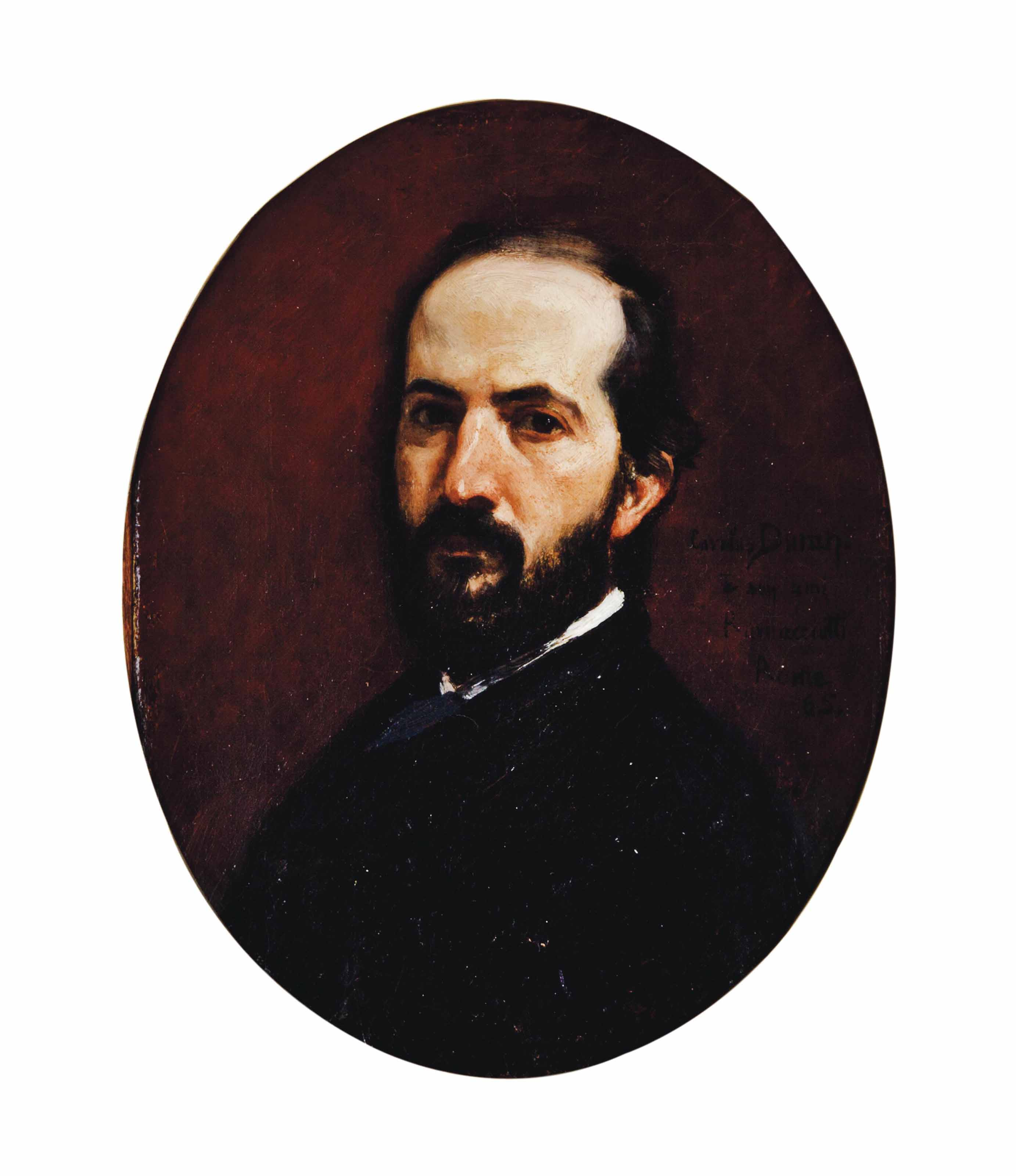 Portrait of Dr. Ramacciotti