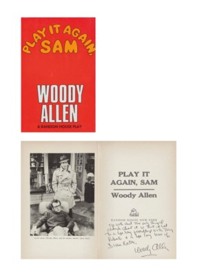 ALLEN, Woody (b. 1935). Play i