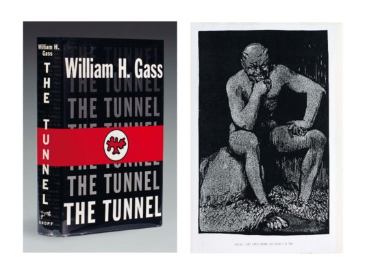 GASS, William (b. 1924). The T