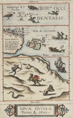 JODE, Cornelius de (1568-1600)