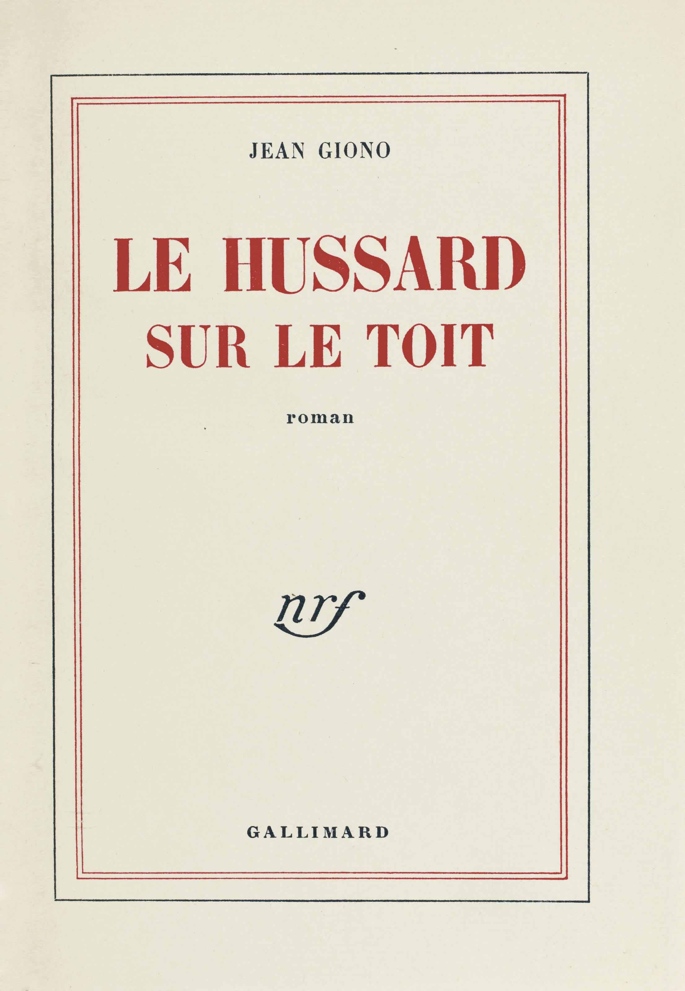 GIONO, Jean (1895-1970). Réunion de trois ouvrages en ÉDITION ORIGINALE, tous reliés par H. Duhayon, avec sa signature au contreplat.