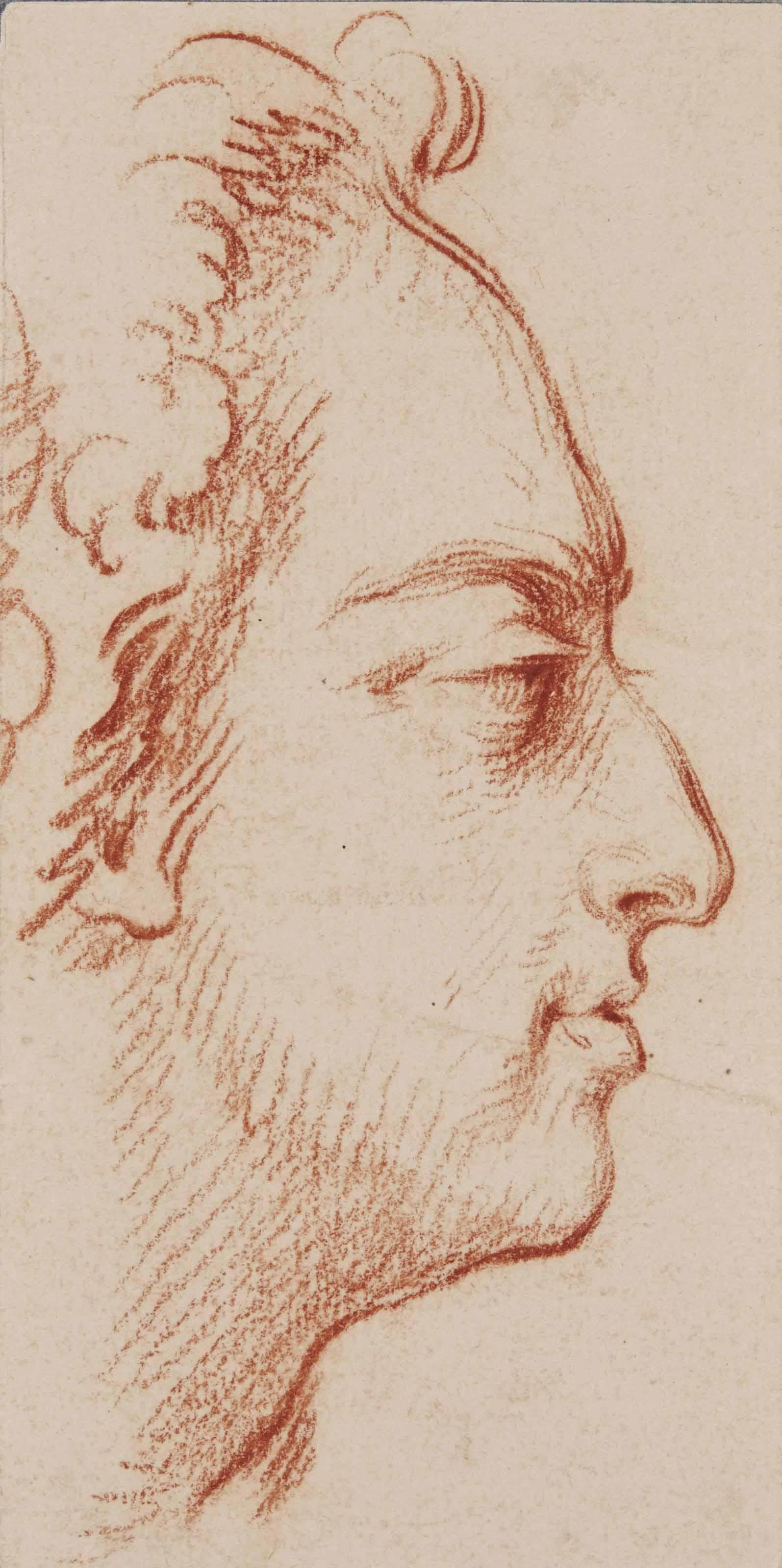 Portrait présumé du roi Louis XV
