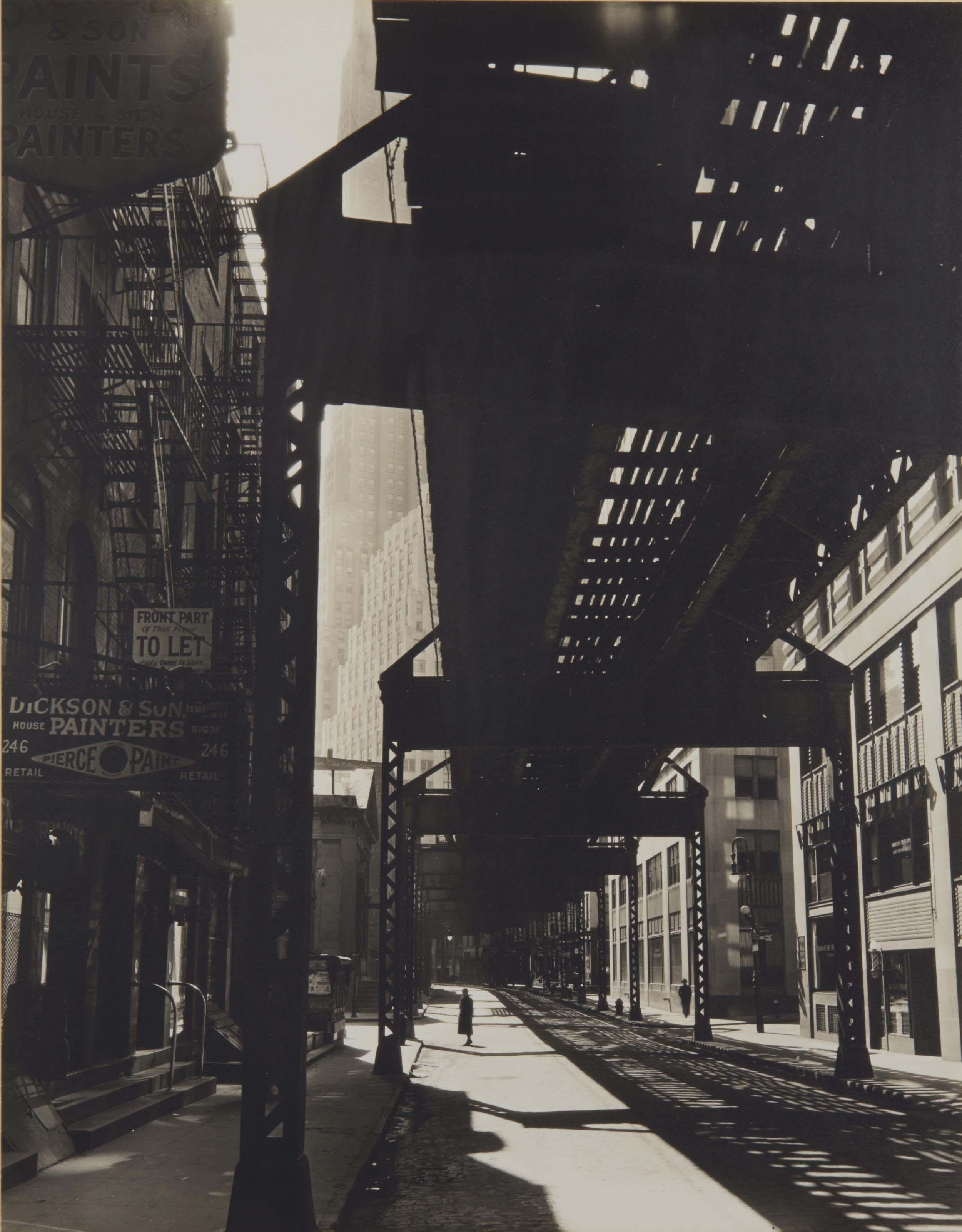 El, Second and Third Avenues Lines, 1936