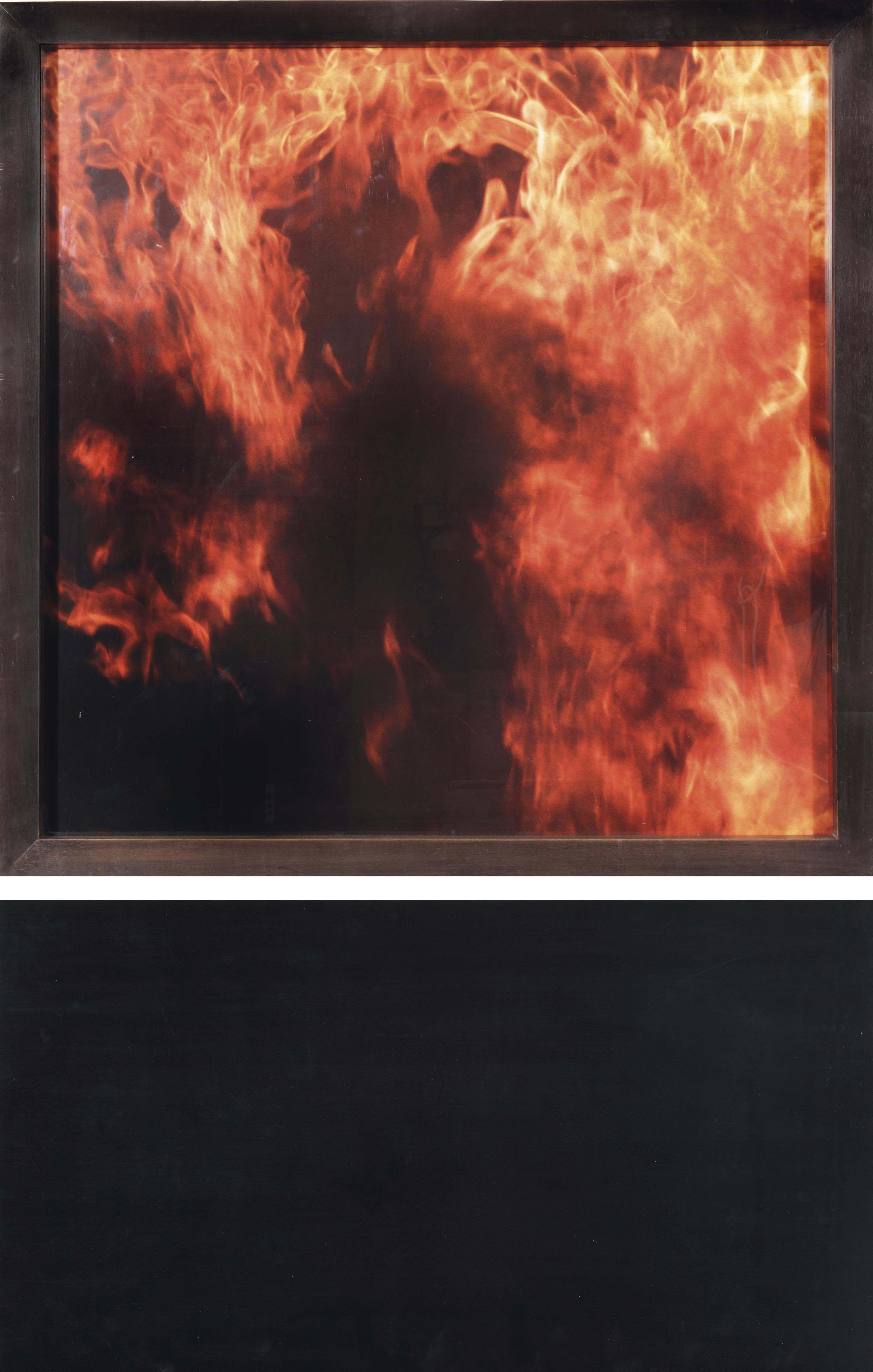 Feuer (from the series Jeder Engel ist Schrecklich)