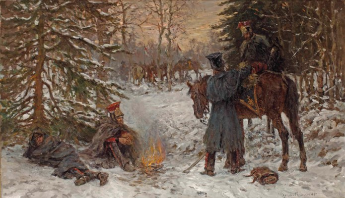napoleons russian campaign essay Continue for 19 more pages join now to read essay how napoleon's invasion of russia led to his downfall and other term papers or research documents.