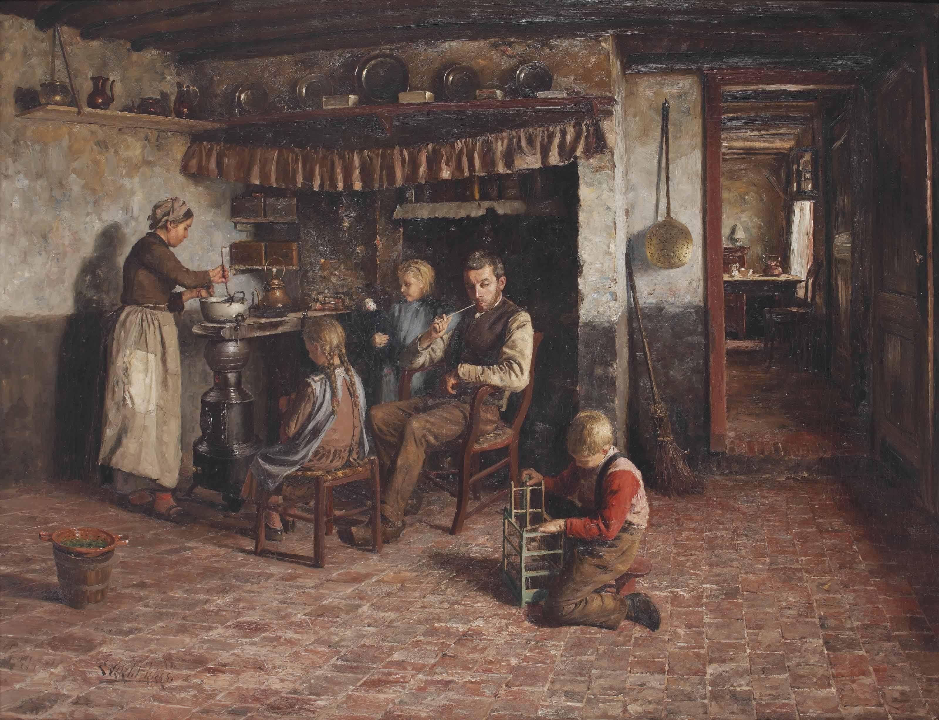 Boerenkeuken: domestic bliss