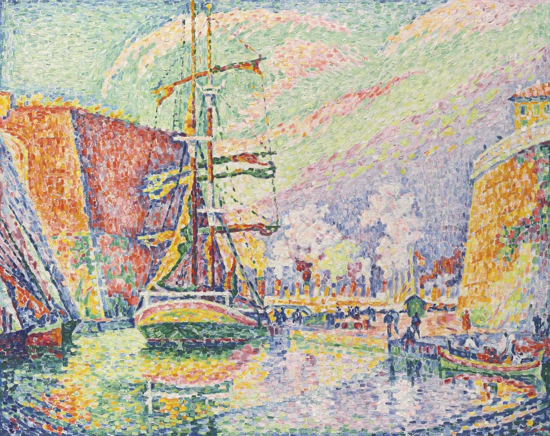 Marseille, le port