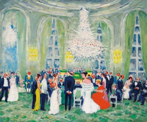 Kees van dongen 1877 1968 les salons du casino de - Salon de the deauville ...