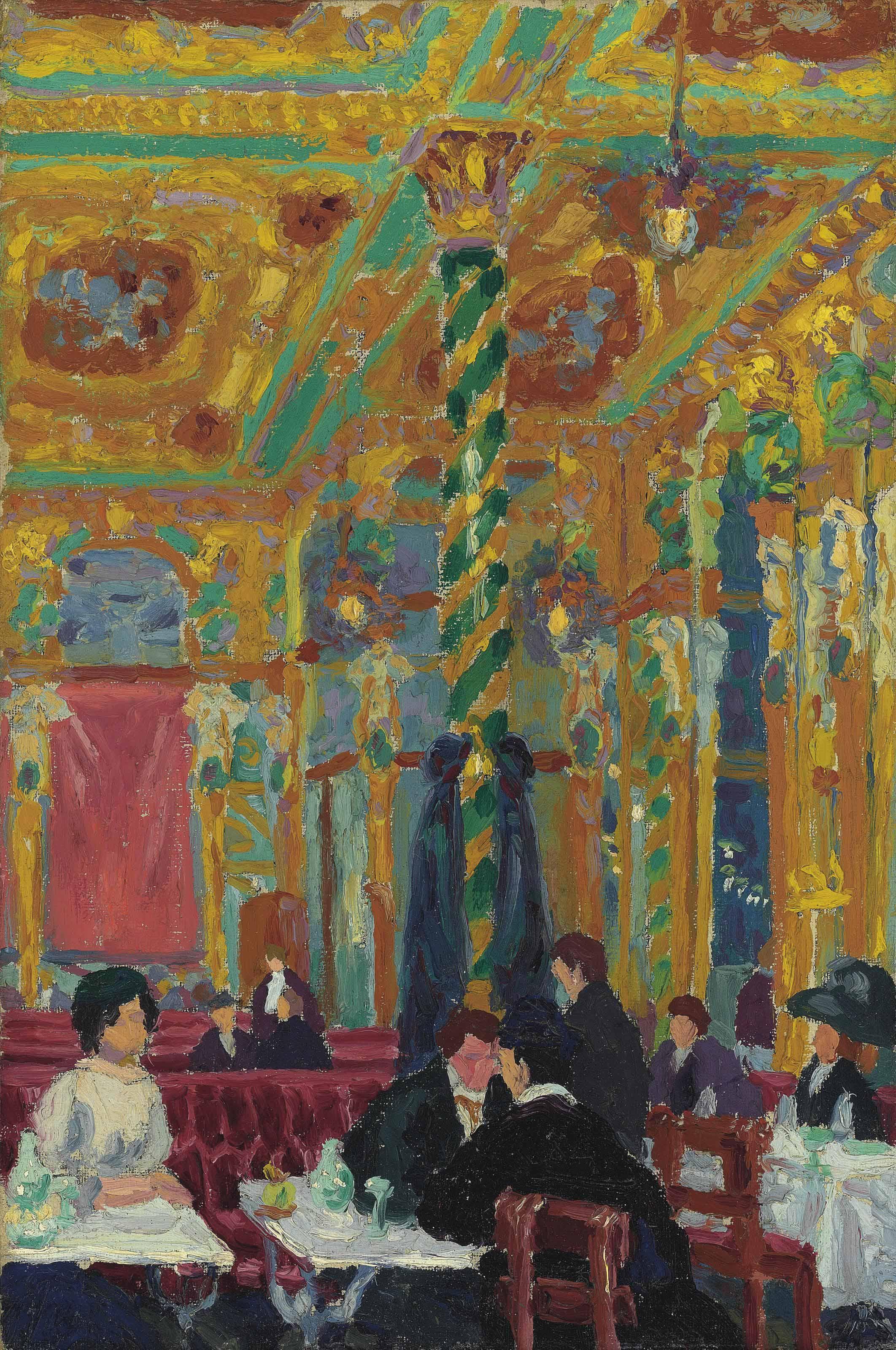 The Café Royal