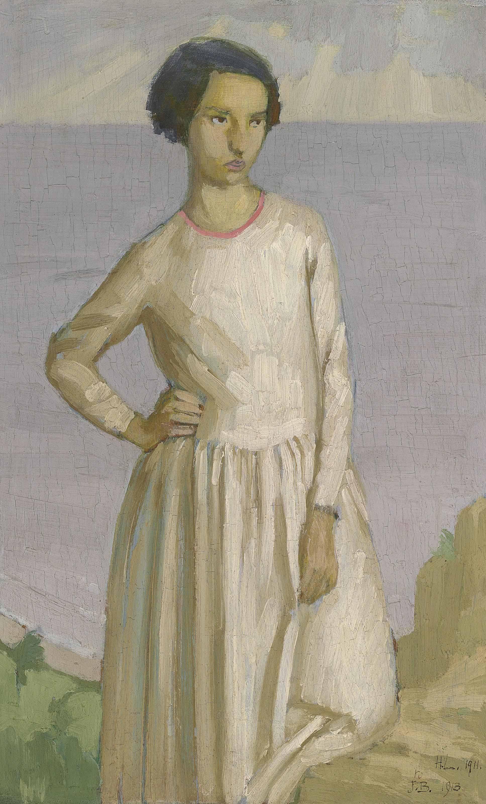 Portrait of Edie McNeill