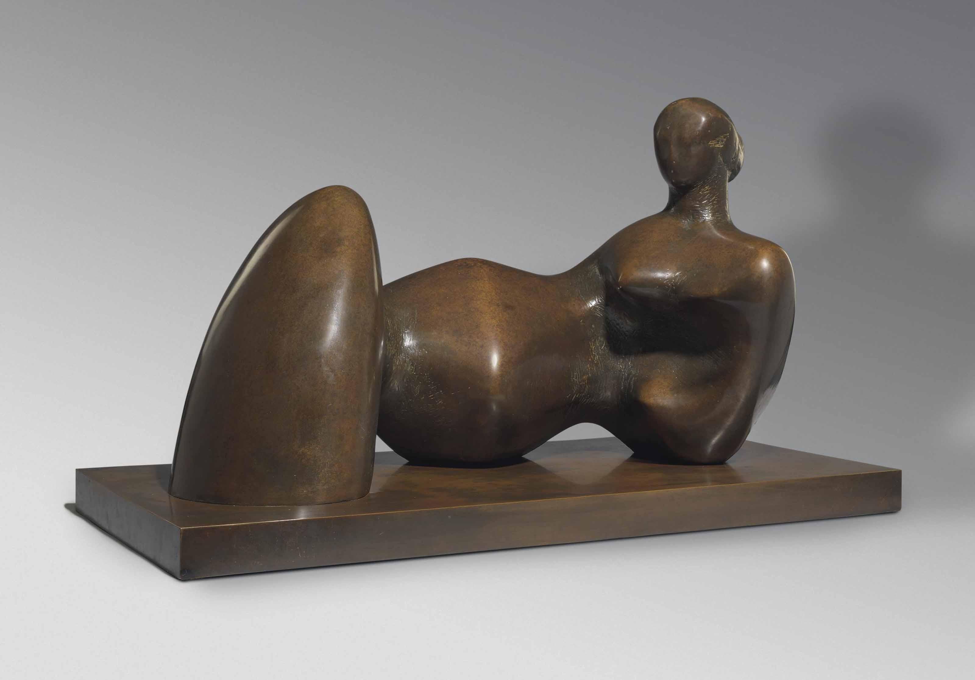 Lot 10 & Henry Moore O.M. C.H. (1898-1986)   Reclining Figure: Umbilicus ... islam-shia.org