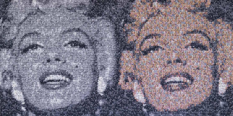 Double Marilyn