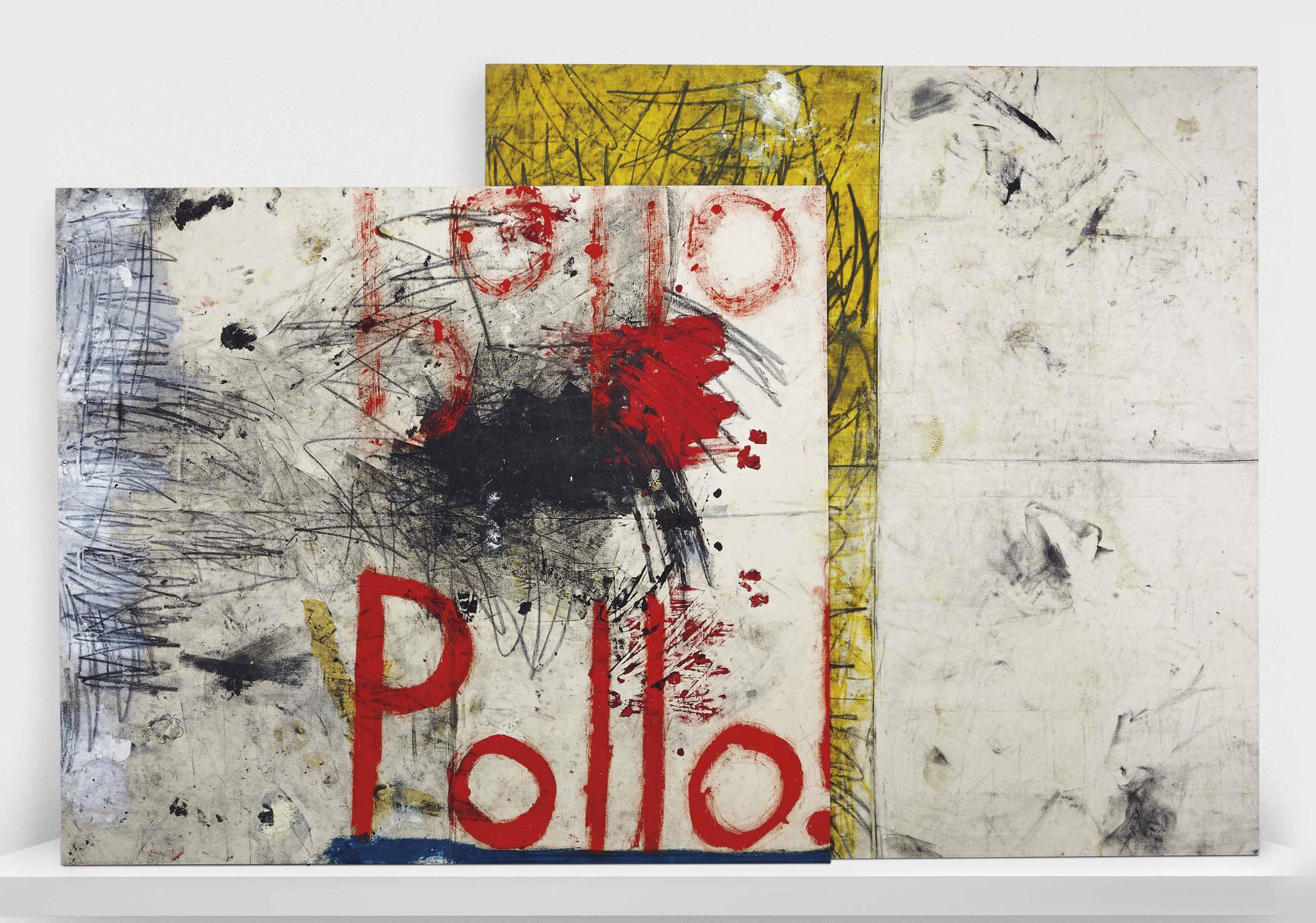 Untitled (Stack Paintings)
