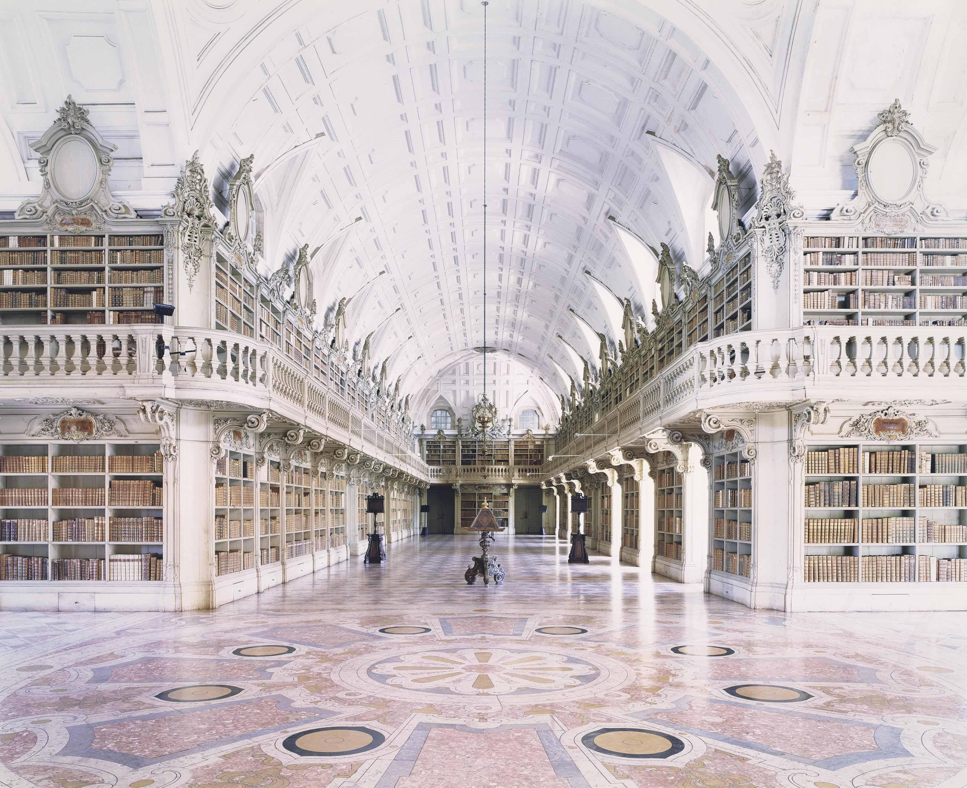 Biblioteca do Palàcio National de Mafra II