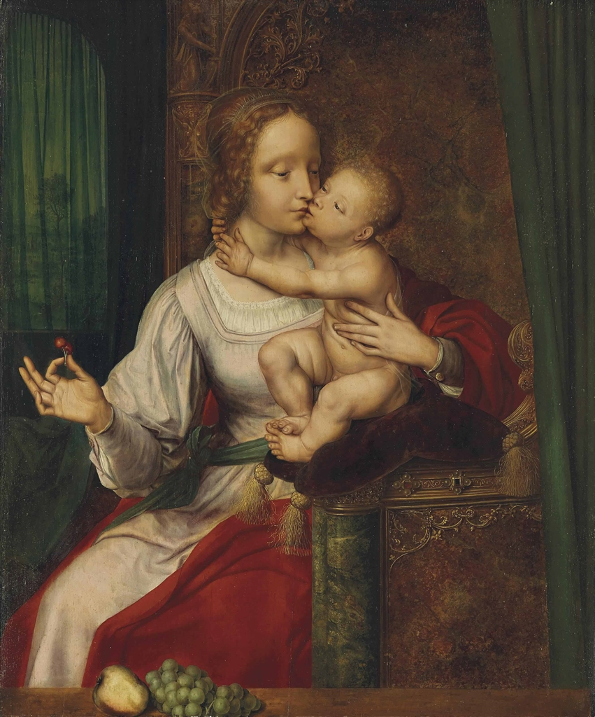 The Madonna of the Cherries