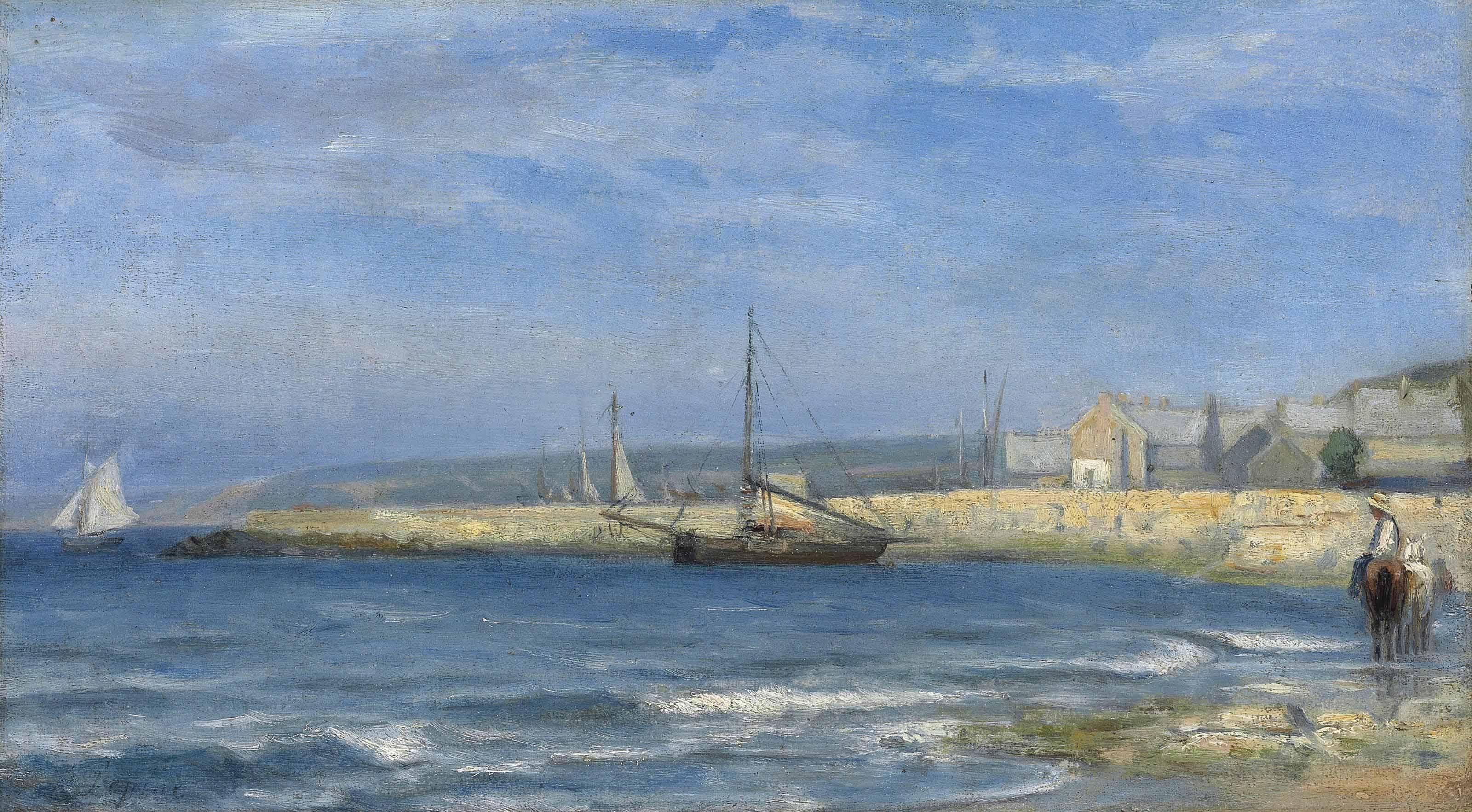 Le Port d'Ouistreham