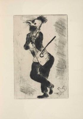 CHAGALL, Marc (1887-1985; illu