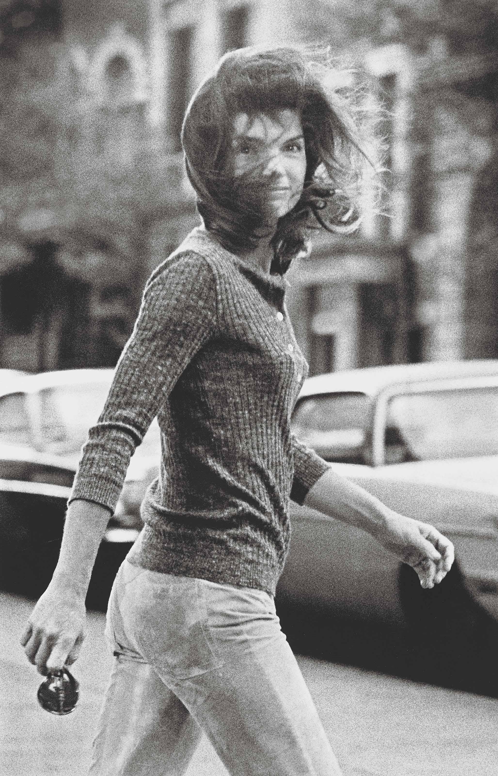 Windblown Jackie, October 7, 1971