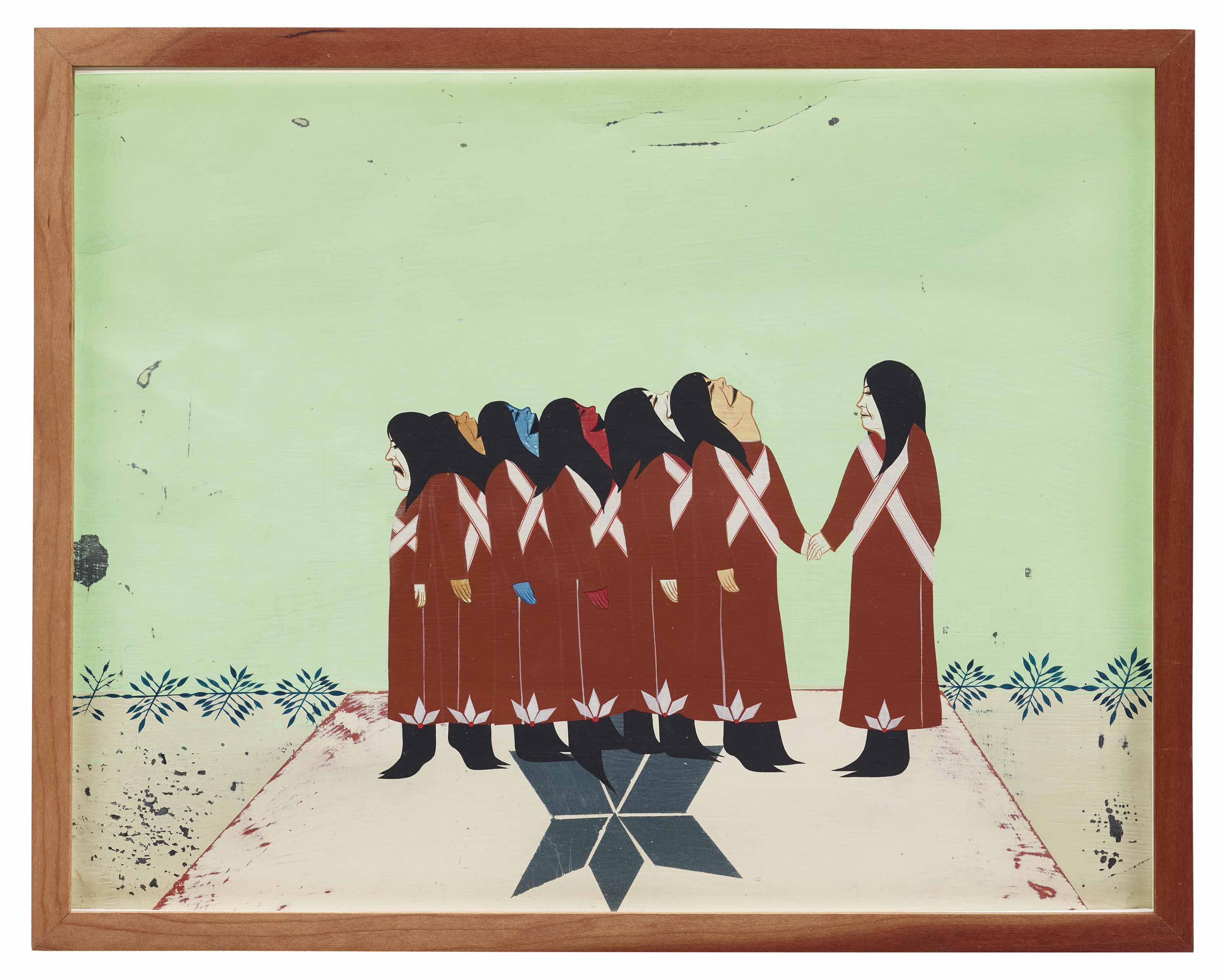 Untitled (Seven Woman)